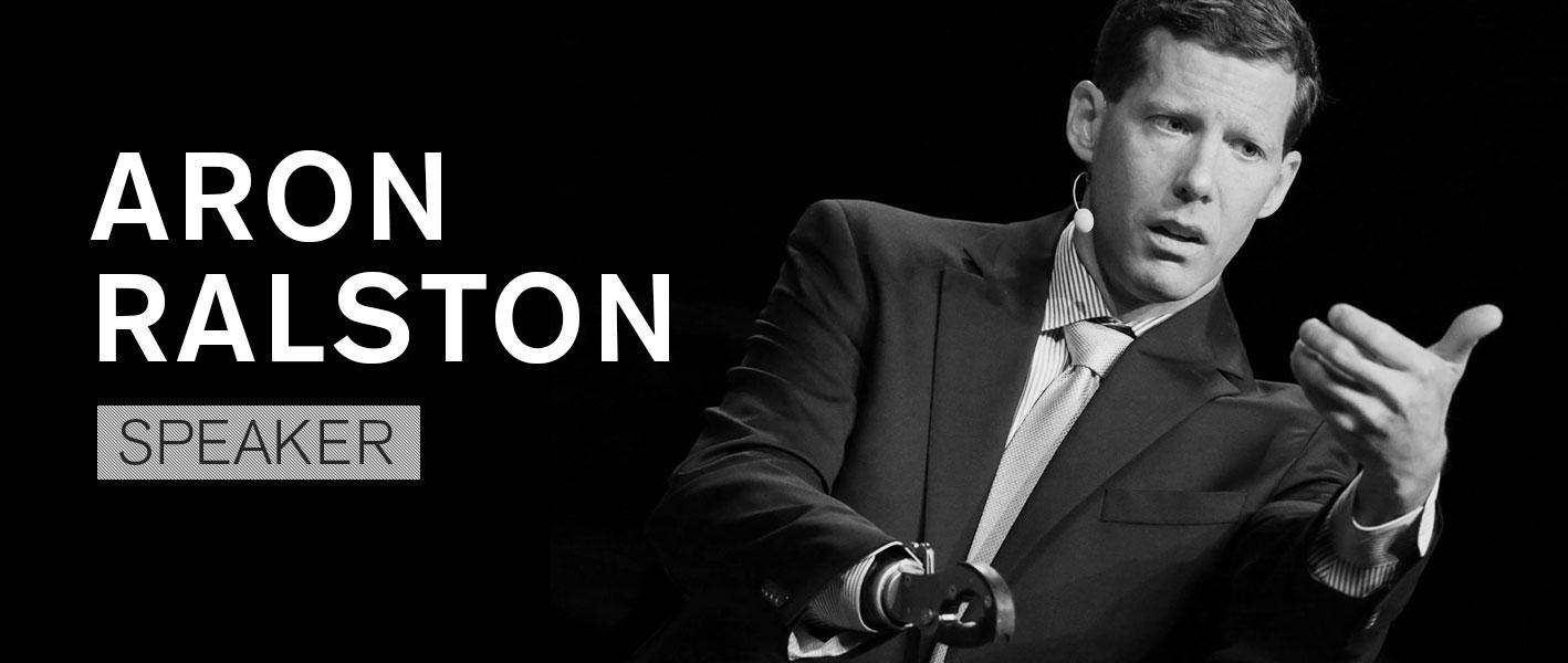 Aron Ralston Speaker Adventurer Amp Environmental Advocate